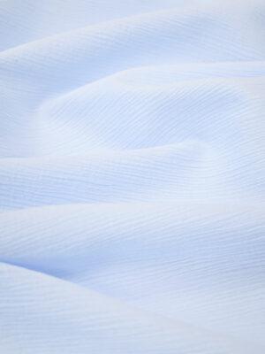 Хлопок марлевка крепон креш васильковый (3604) - Фото 10