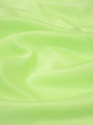 Крепон хлопок яркий салатовый (3611) - Фото 16