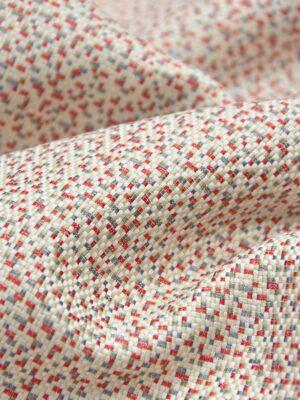 Жаккард в красно-бежевых тонах (3915) - Фото 19