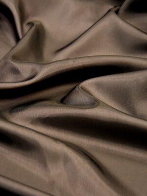 Подкладочная вискоза гладкая коричневая (4289) - Фото 14
