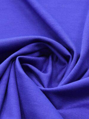 Джерси трикотаж punto milano синий электрик(4522) - Фото 18
