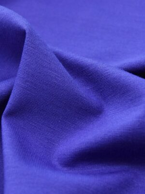 Джерси трикотаж punto milano синий электрик(4522) - Фото 17