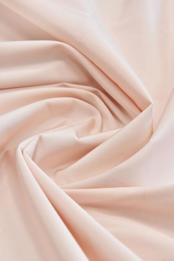 Тафта стрейч светло-розовая (4577) - Фото 7