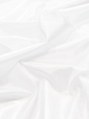 Тафта белая с блеском (4667) - Фото 16
