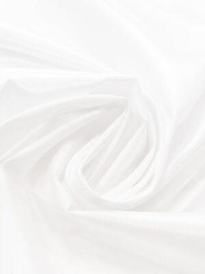 Тафта белая с блеском (4667) - Фото 17