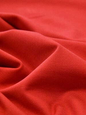Трикотаж джерси красный (4907) - Фото 11