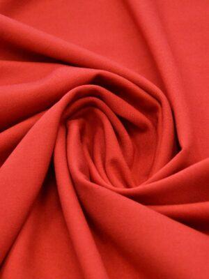 Трикотаж джерси красный (4907) - Фото 12