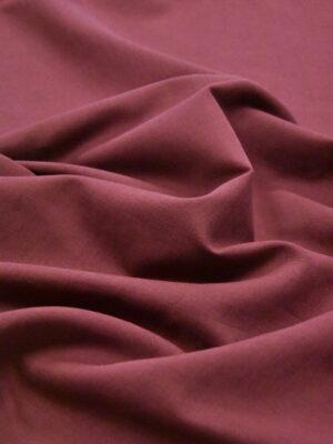 Лен костюмный бордовый оттенок (4913) - Фото 12