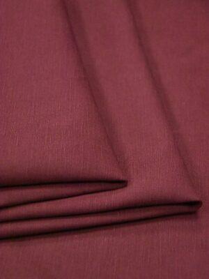Лен костюмный бордовый оттенок (4913) - Фото 13