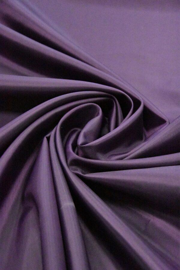 Подкладочная ткань фиолетового оттенка (4935) - Фото 7
