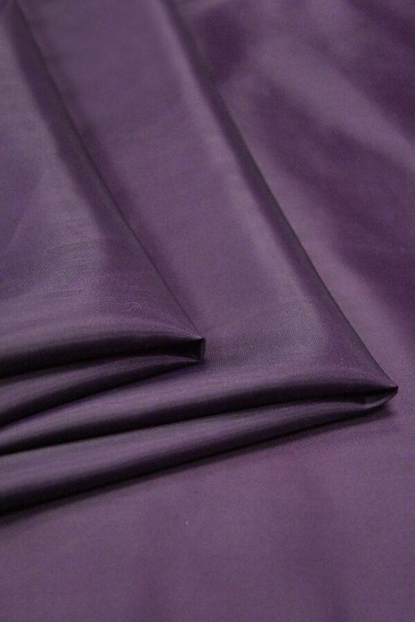 Подкладочная ткань фиолетового оттенка (4935) - Фото 8