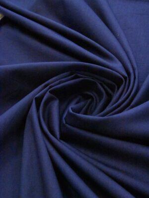 Хлопок рубашечный темно-синий (4948) - Фото 18