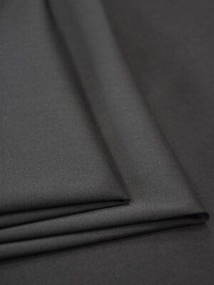 Сатин стрейч плотный темно-серый (5103) - Фото 14