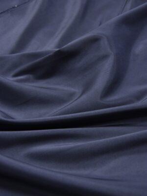 Подкладочная вискоза стрейч темно-синего оттенка (5362) - Фото 16