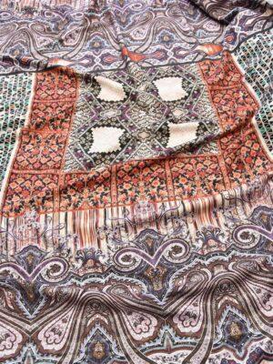 Твил купон с узорами Востока в стиле пэчворк (5594) - Фото 13