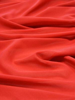 Креп шифон стрейч красный (5895) - Фото 15