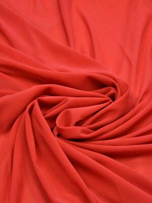 Креп шифон стрейч красный (5895) - Фото 16