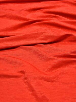 Репс ярко-красный фактурный с блеском (5950) - Фото 12
