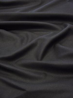 Пальтовая шерсть черная (6010) - Фото 17