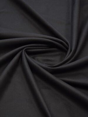 Пальтовая шерсть черная (6010) - Фото 18