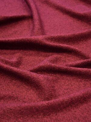 Букле бордовый оттенок (6090) - Фото 15