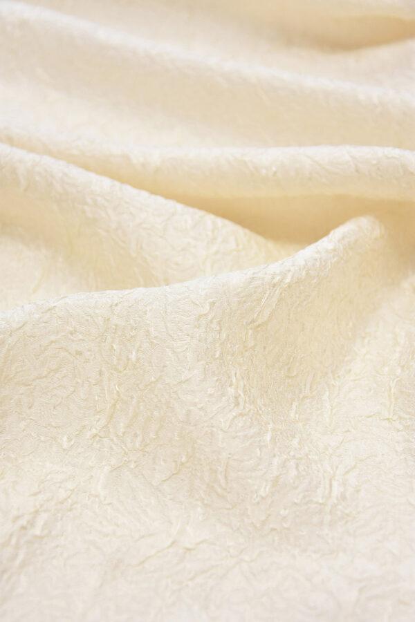 Шелк жатый пудровый оттенок (6231) - Фото 9