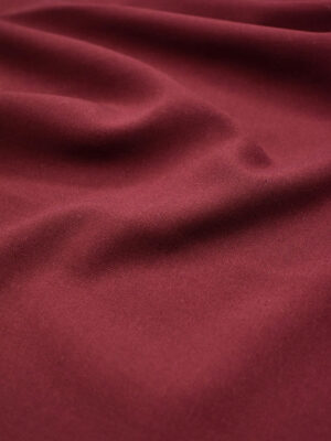 Дабл креп оттенок марсала (6659) - Фото 11