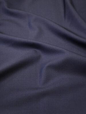 Костюмная шерсть оттенок черника с матовым блеском (7155) - Фото 14