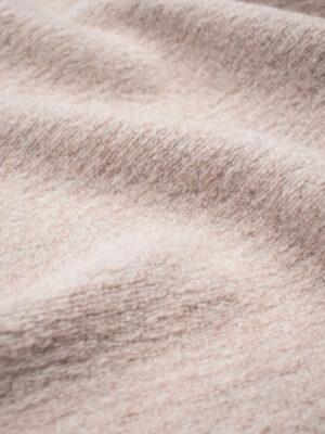 Трикотаж букле шерсть бледно-розовый фактурный (7171) - Фото 17
