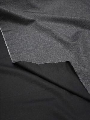 Джерси стрейч темный графит под джинс (7319) - Фото 14