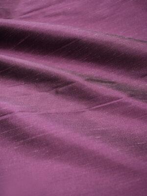 Шелк шантунг стрейч лиловый оттенок (7455) - Фото 15