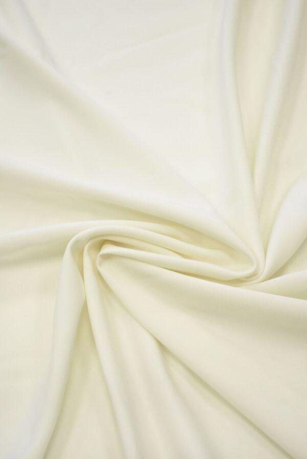 Костюмная шерсть молочного оттенка (7484) - Фото 8