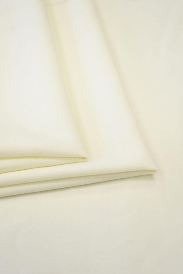 Костюмная шерсть молочного оттенка (7484) - Фото 9