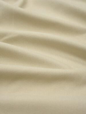 Дабл креп бежевый натуральный вискоза (7638) - Фото 13