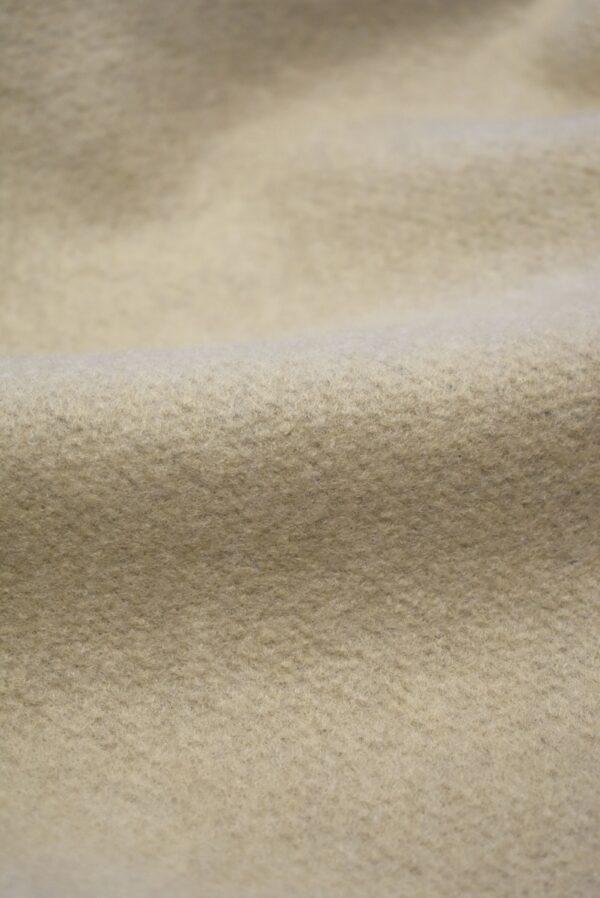 Джерси шерсть бежевый оттенок с ворсом (7645) - Фото 9