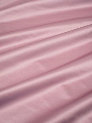 Сатин розовый с глянцевым блеском (7681) - Фото 10