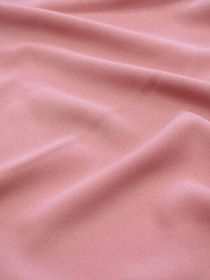 Креп шелк розового оттенка (7742) - Фото 14