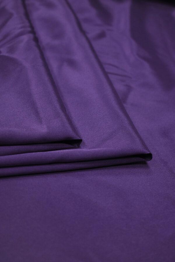 Подклад стрейч фиолетового оттенка (7785) - Фото 7