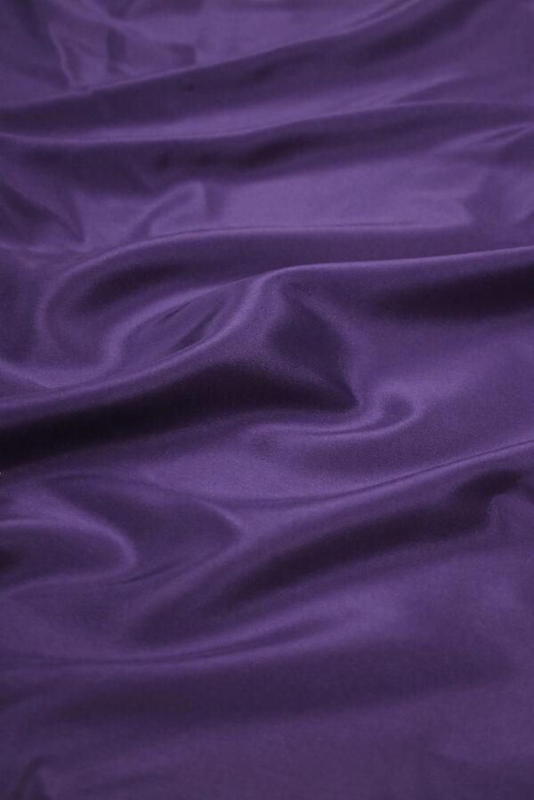 Подклад стрейч фиолетового оттенка (7785) - Фото 6
