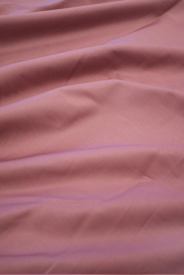 Хлопок стрейч пыльно-розовый (7936) - Фото 6