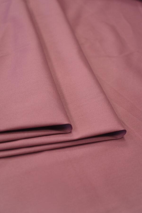 Хлопок стрейч пыльно-розовый (7936) - Фото 11