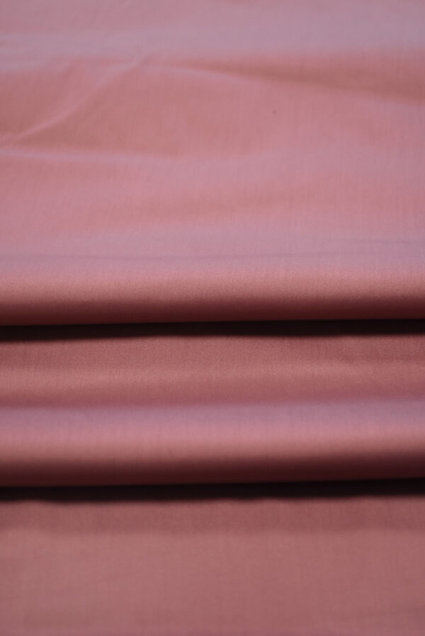 Хлопок стрейч пыльно-розовый (7936) - Фото 8