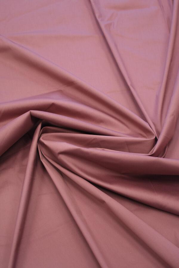 Хлопок стрейч пыльно-розовый (7936) - Фото 9