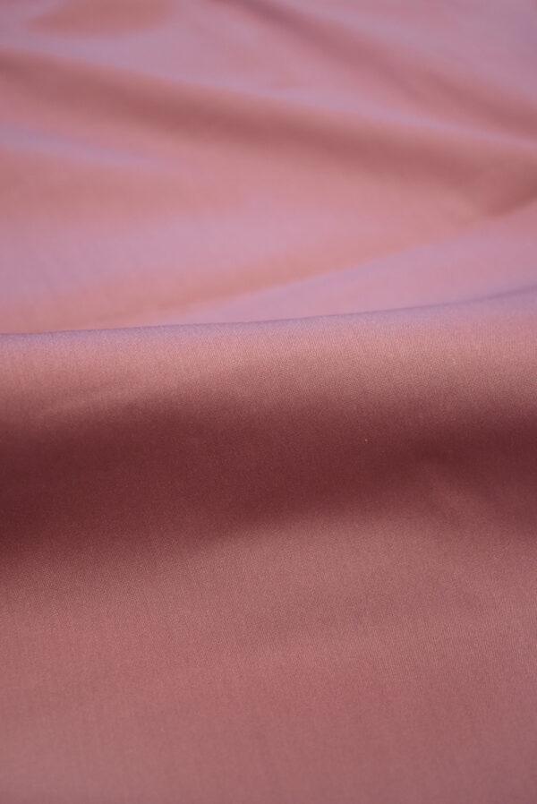 Хлопок стрейч пыльно-розовый (7936) - Фото 10