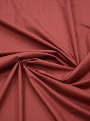 Хлопок стрейч рубашечный бордо (7967) - Фото 15