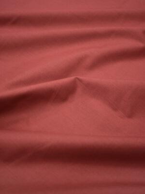 Хлопок стрейч рубашечный бордо (7967) - Фото 14