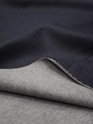 Твид неопрен темно-синий двухсторонний (8600) - Фото 18