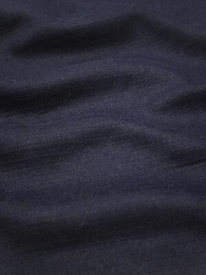 Джерси шерсть темно-синий в полоску (8607) - Фото 11