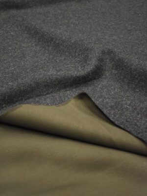 Твид неопрен темно-серый (8609) - Фото 14