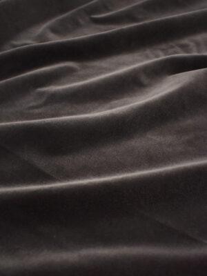 Бархат хлопковый дымчатый (8664) - Фото 14